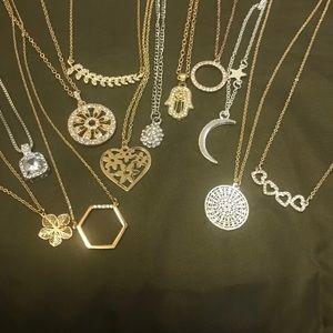 Bundle of *12* beautiful necklaces